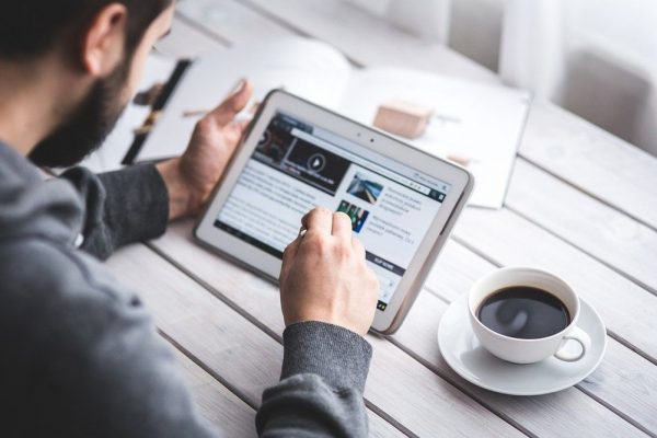 Använd bloggen för att få företaget att växa