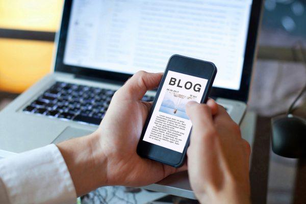 Varför blogga?